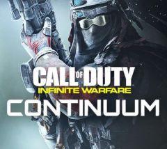 Jaquette de Call of Duty : Infinite Warfare - Continuum PS4