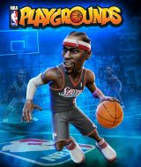 Jaquette de NBA Playgrounds PC