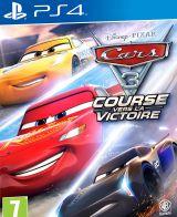 Jaquette de Cars 3 : Course vers la victoire PS4