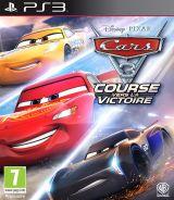 Jaquette de Cars 3 : Course vers la victoire PlayStation 3