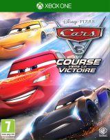 Jaquette de Cars 3 : Course vers la victoire Xbox One