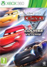 Jaquette de Cars 3 : Course vers la victoire Xbox 360
