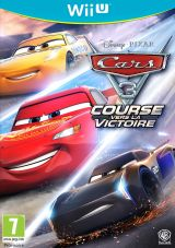 Jaquette de Cars 3 : Course vers la victoire Wii U