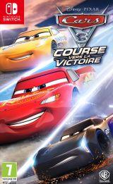 Jaquette de Cars 3 : Course vers la victoire Nintendo Switch