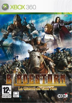 Jaquette de Bladestorm : La guerre de cent ans Xbox 360