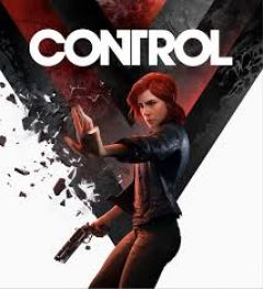 Jaquette de Control PS4