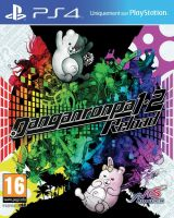 Jaquette de Dangan-Ronpa 1 & 2 Reload PS4