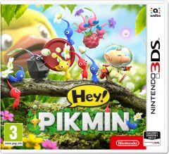 Jaquette de Hey! Pikmin Nintendo 3DS