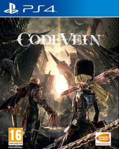Jaquette de Code Vein PS4