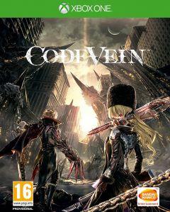 Jaquette de Code Vein Xbox One