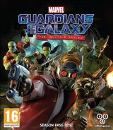 Jaquette de Guardians of the Galaxy - The Telltale Series - Saison 1 iPad