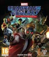Jaquette de Guardians of the Galaxy The Telltale Series - Episode One : Tangled Up in Blue Mac