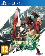 Jaquette de Guilty Gear Xrd REV 2 PS4