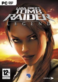 Jaquette de Tomb Raider Legend PC