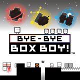 Jaquette de Bye-Bye BoxBoy! Nintendo 3DS