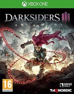 Jaquette de Darksiders III Xbox One