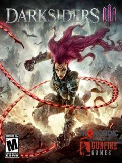 Jaquette de Darksiders III PC