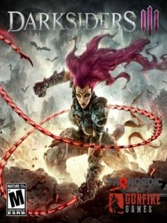 Jaquette de Darksiders III PC
