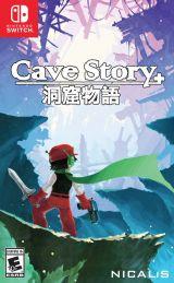 Jaquette de Cave Story + Nintendo Switch