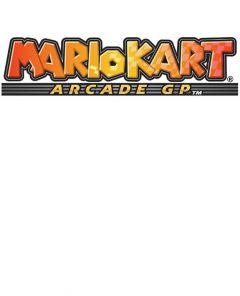 Jaquette de Mario Kart Arcade GP Arcade