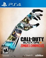 Jaquette de Call of Duty : Black Ops III - Zombies Chronicles PS4