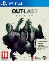 Jaquette de Outlast Trinity PS4