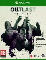 Jaquette de Outlast Trinity Xbox One