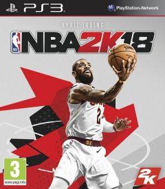 Jaquette de NBA 2K18 PlayStation 3