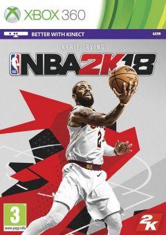 Jaquette de NBA 2K18 Xbox 360