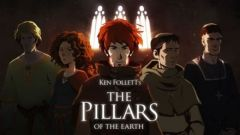 Jaquette de The Pillars of the Earth PC