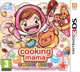 Jaquette de Cooking Mama Sweet Shop Nintendo 3DS