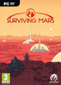 Jaquette de Surviving Mars PC