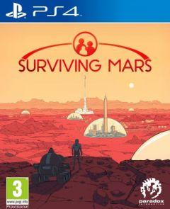 Jaquette de Surviving Mars PS4