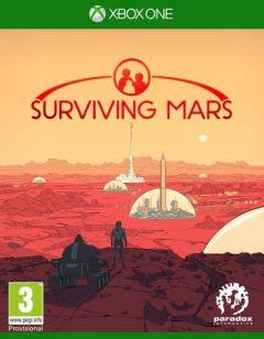 Jaquette de Surviving Mars Xbox One