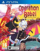 Jaquette de Operation Babel : New Tokyo Legacy PS Vita