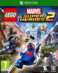 Jaquette de LEGO Marvel Super Heroes 2 Xbox One