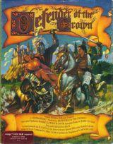 Jaquette de Defender of the Crown Amiga