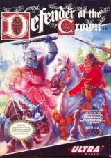 Jaquette de Defender of the Crown NES