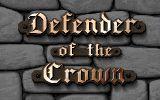 Jaquette de Defender of the Crown Atari ST