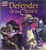 Jaquette de Defender of the Crown CDi