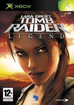 Jaquette de Tomb Raider Legend Xbox