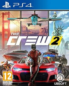 Jaquette de The Crew 2 PS4