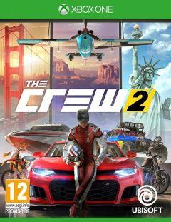 Jaquette de The Crew 2 Xbox One