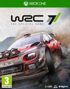 Jaquette de WRC 7 Xbox One