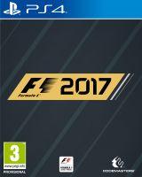 Jaquette de F1 2017 PS4