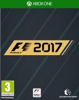 Jaquette de F1 2017 Xbox One