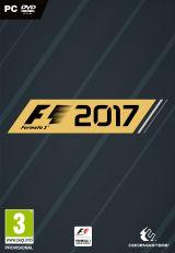 Jaquette de F1 2017 PC