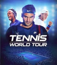 Jaquette de Tennis World Tour PS4