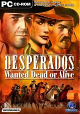 Jaquette de Desperados : Wanted Dead or Alive PC