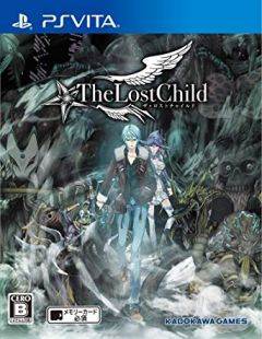 Jaquette de The Lost Child PS Vita